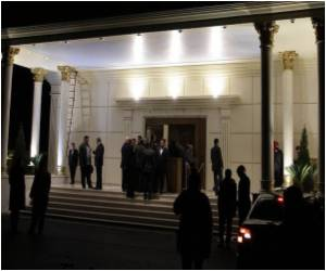 Low-Key Opening of Casino in Syria