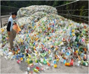 Plastic Waste Turns into Wealth in 'Green' Taiwan