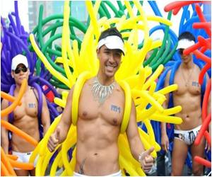 Taiwan: Rally Against Gay Discrimination