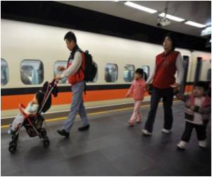 Births Encouraged With Babysitting Subsidy in Taiwan