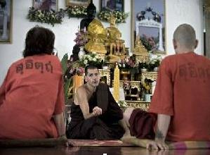 Drug Addicts Journey to Vomit and Vow at Thai Temple