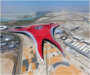 Abu Dhabi Host to World's First Ferrari Theme Park