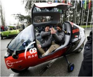 Around the World in 188 Days: The Electric Car Has Arrived!