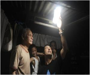 Philippine Solar Light Bottles Brims With Hope