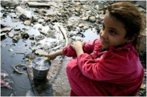 Impact of Unsafe Water and Poor Sanitation on Child and Maternal Mortality, Quantified by Study