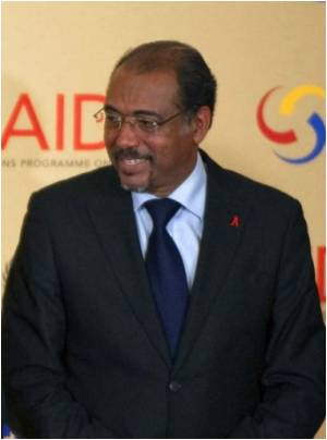 Michel Sidibe of Mali Is The New Head of UNAIDS