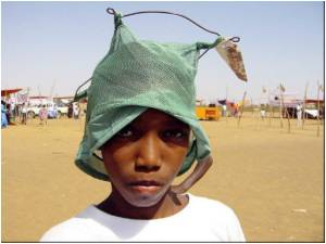 US Philanthropist Messenger for Malaria