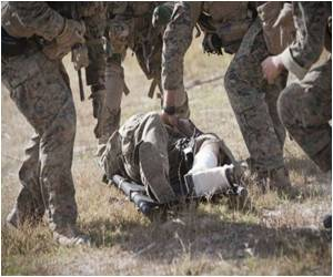 Painkiller 'Lollipop' to Ease Pain for Wounded US Marines