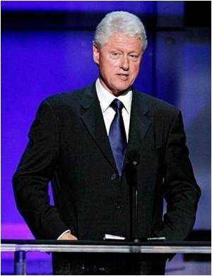 Bill Clinton to Campaign Against AIDS, Malaria in Africa, Mexico