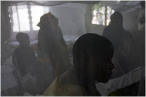 Tanzania's 'Magic Power' Mosquito Net to Ward Off Malaria