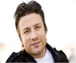 Celebrity Chef Jamie Oliver Wants Food Revolution to Fight Obesity