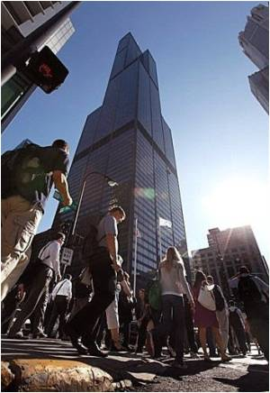 Iconic Sears Tower to be Known as the Big Willie?