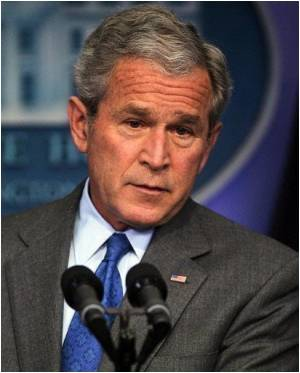 'dead Foetus' Made Bush To Turn Against Abortion, Stem Cell Therapy