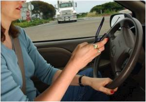 Deep Thinking While Driving Could Spell Trouble