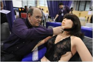 World's First Orgasm Simulating Sex Robots Headed to UK