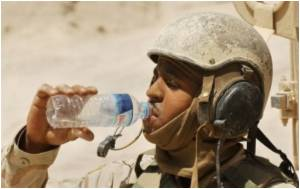 Tainted Water Supplied by Major US Contractor may Have Sickened US Soldiers in Iraq: Report