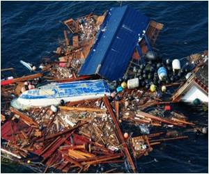 Environmental Adventurers Voyage Amongst Tsunami Debris