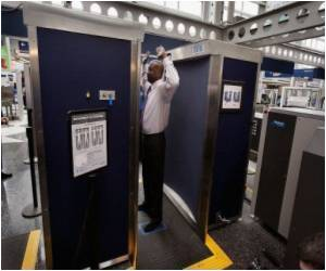 'Naked' Airport Scanners Pose Health Dangers to Passengers