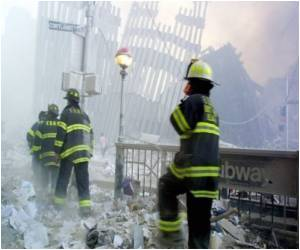 9/11 Firefighters More At Risk Of Developing Cancer