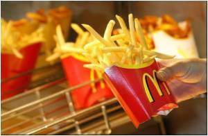 Healthy Option Meals at Fast Food Chains Not  So Healthy