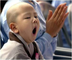 Toddlers and Autistic Kids Immune to Contagious Yawning