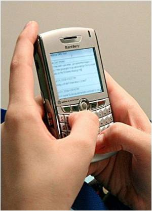 Sexting Common In Over 50pct of College Students