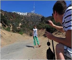 As GPS Drives Tourists to Hollywood Icon, There is Widespread Anger