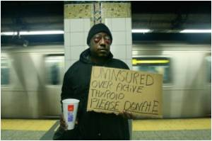 African-American Men Face Discrimination in US