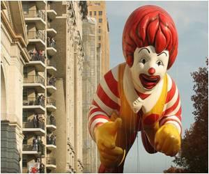 Ronald McDonald and Happy Meals