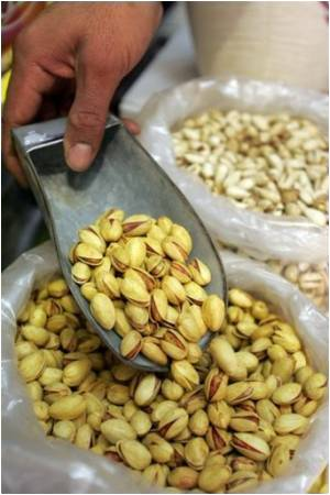 Body Absorbs Only Fewer Calories From Pistachios: Study