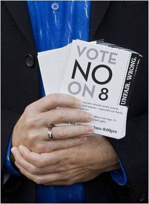 Gays Protest Against Same-sex Wedding Ban