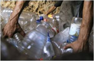 High Testicular Cancer Rates Linked to Fetal Exposure to Plastic Bottles