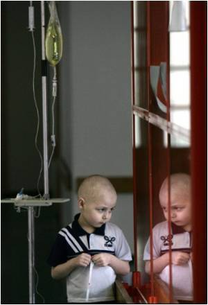 Childhood Cancer Survivors at Increased Risk in Middle-age