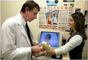 Melanoma Screening by Physicians Associated With Finding More Cancers, Says Research