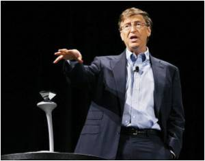 Search for Toilet of the Future Kicked Off By Bill Gates