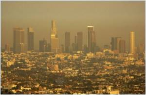 Study Says Wind Plays Key Role in Polluting Cities