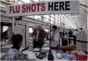 Google Studying Search Queries Pattern to Track Onset of Flu in the US