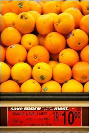 Shanghai Halts Sale 'Toxic' Oranges