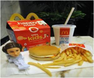 McDonald's Happy Meals Will Cost 10cents for Toy