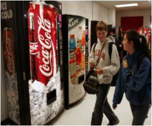 High-calorie Beverages Still Imbibed in Elementary Schools