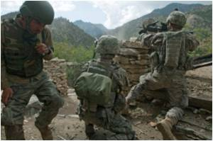 Army Says Morale of US Troops Hurt by Afghan War
