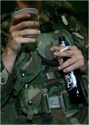 Alcohol Abuse On Rise Among US Soldiers: Reports