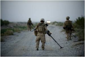 Study Says Stress of Heavy Combat can be Life-long