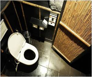 Healthy Toilet Design by Peter Codling