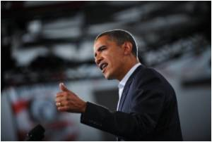 Obama Remembers His Late Grandmother During Health Reform Crusade