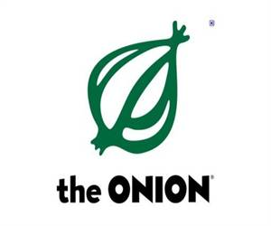 The Onion's Brand of Fake News Raises Eyebrows This Time