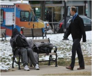 US Homeless Brought in from the Cold Via New Approach