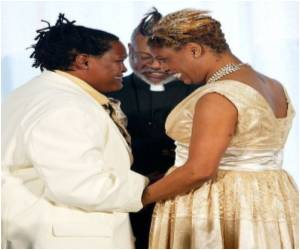 'Great Step for Equality' as Gay Weddings Come to US Capital