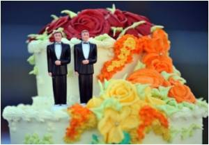 New Gay, Lesbian Wedding Icons, Introduces Facebook