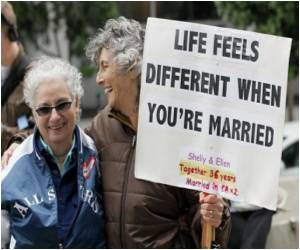 Gay Marriage Ban Heads for Legal Battle in California as Judge Overturns Ban